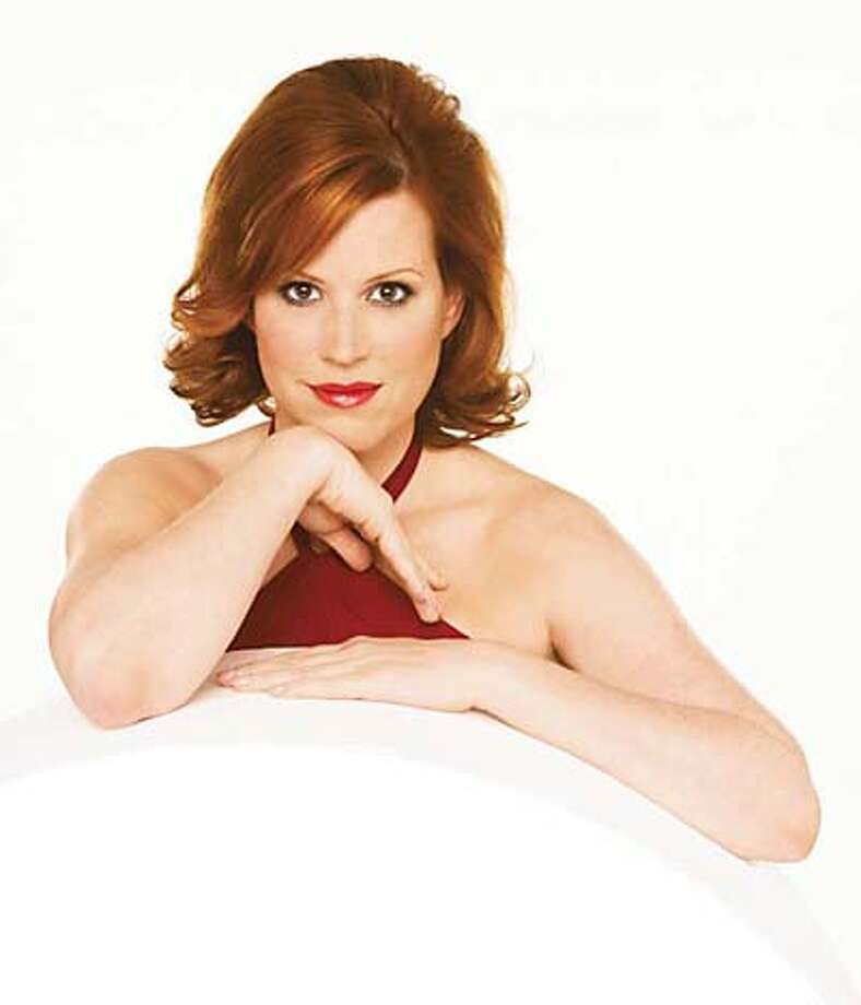The sensational Molly Ringwald stars in SWEET CHARITY, presented by American Musical Theatre of San Jose September 19 � October 1, 2006. Photo Credit: Andrew Eccles Photo: Andrew Eccles
