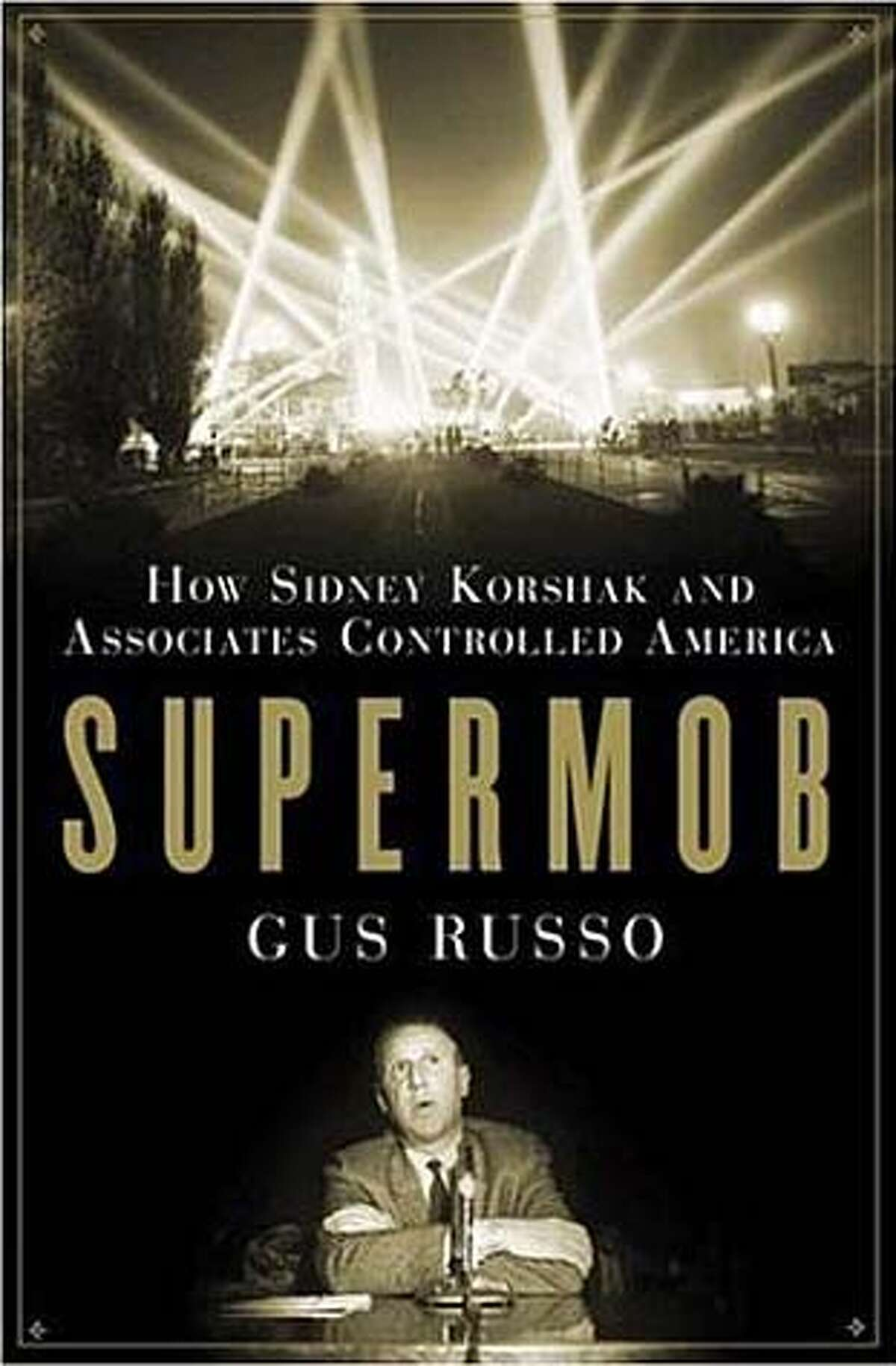 Cover art for Gus Russo's
