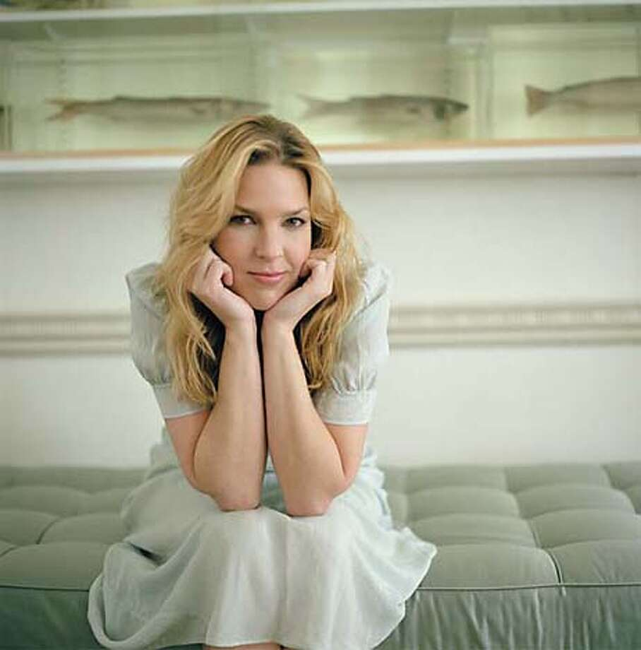 Photo of Diana Krall.
