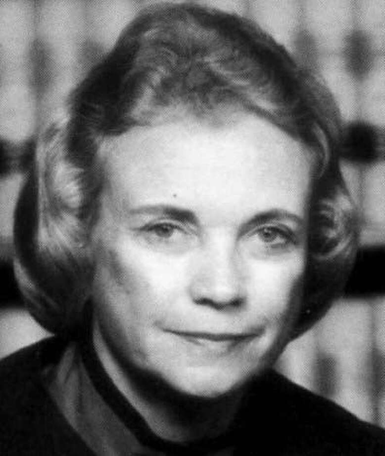 In 1981, Sandra Day O'Connor became the first woman sworn into the U.S. Supreme Court. Photo courtesy  library.law.columbia.edu