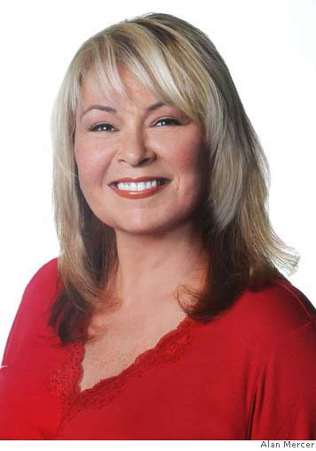 Roseanne Barr in 2005 Photo credit : Alan Mercer Photo: Alan Mercer