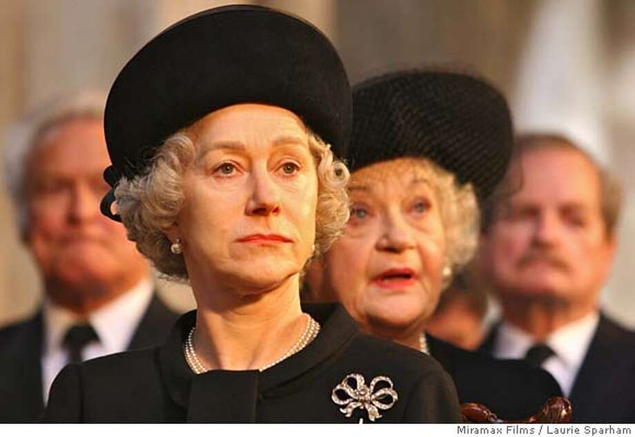 queen050.jpg Dame Helen Mirren as the Queen in THE QUEEN. Photo Credit: Laurie Sparham/Courtesy of Miramax Films. Keywords photo,queen Photo: Laurie Sparham