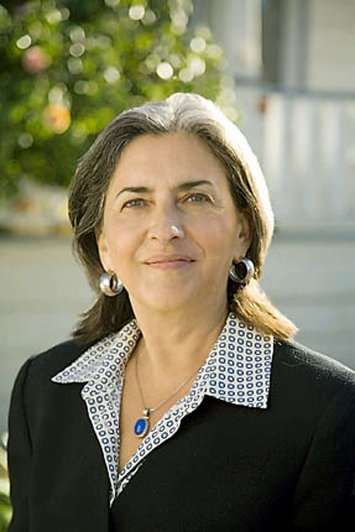 Oakland Councilwoman and 2006 Mayoral candidate Nancy Nadel. Ran on: 01-19-2006 Dellums