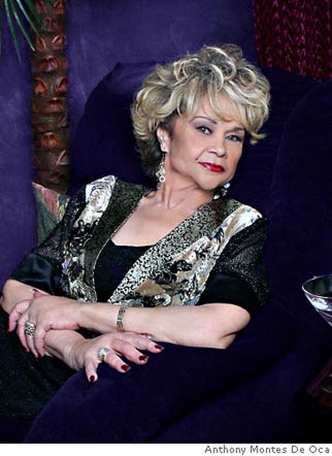 Etta James  Photo by Anthony Montes De Oca Photo: Anthony Montes De Oca