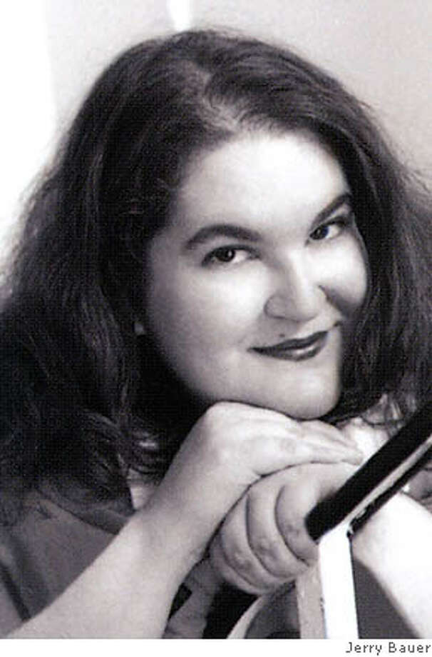 Naomi Alderman, author Photo: Jerry Bauer