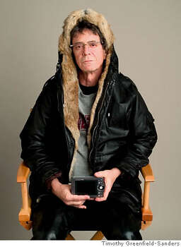 Photo of Lou Reed. Credit: Courtesy of Timothy Greenfield-Sanders Photo: Courtesy Of Timothy Greenfield-S
