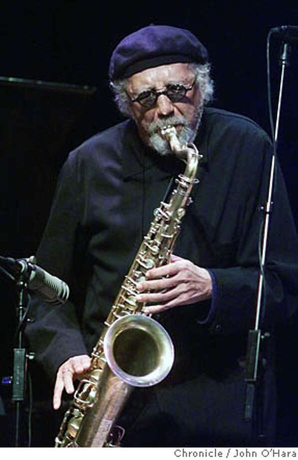 Charles Lloyd will perform with Geri Allen, Larry Grenadier and Eric Harland. Chronicle photo by John O'Hara
