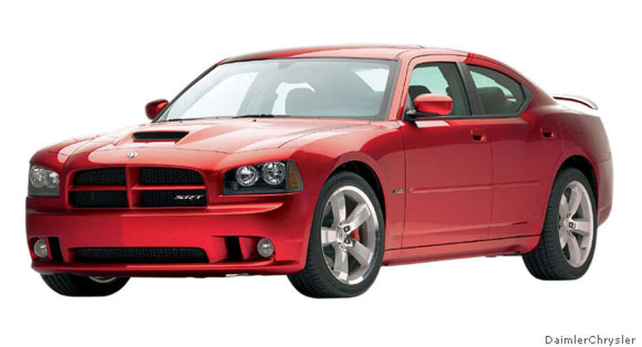 The 2006 Dodge Charger SRT/8 would have made sense a decade ago, but a traditional muscle car makes little sense now. Oil is getting harder to find, gas more expensive to pump. Illustrates WHEELS-CHARGER (category l), by Warren Brown � 2006, The Washington Post. Moved Friday, Aug. 18, 2006. (MUST CREDIT: DaimlerChrysler.) Photo: DAIMLERCHRYSLER