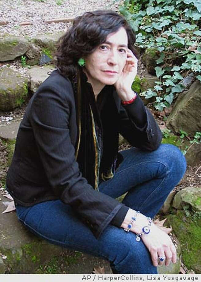 """This photo supplied by HarperCollins shows Francine Prose, who latest novel is """"A Changed Man, """" in Rome in spring 2004. (AP Photo/HarperCollins,Lisa Yusgavage) Ran on: 03-13-2005  Francine Prose SPRING 2004 PHOTO Ran on: 04-03-2005  Photo caption Dummy text Ran on: 09-08-2006  Francine Prose has written &quo;Reading Like a Writer&quo; to guide aspiring authors. Photo: LISA YUSGAVAGE"""