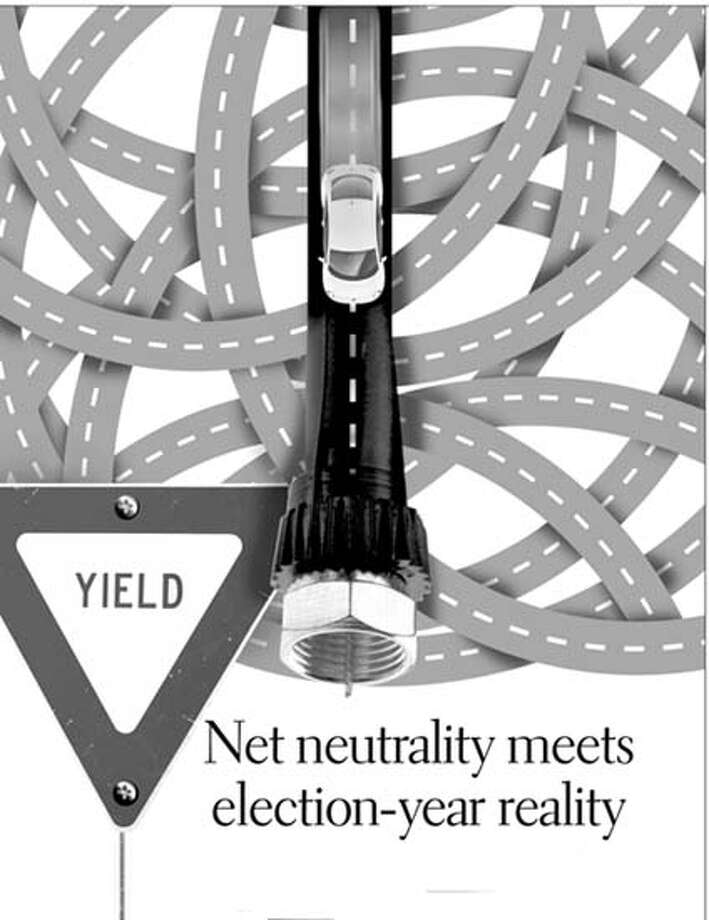 (B1) Net Neutrality meets election-year reality