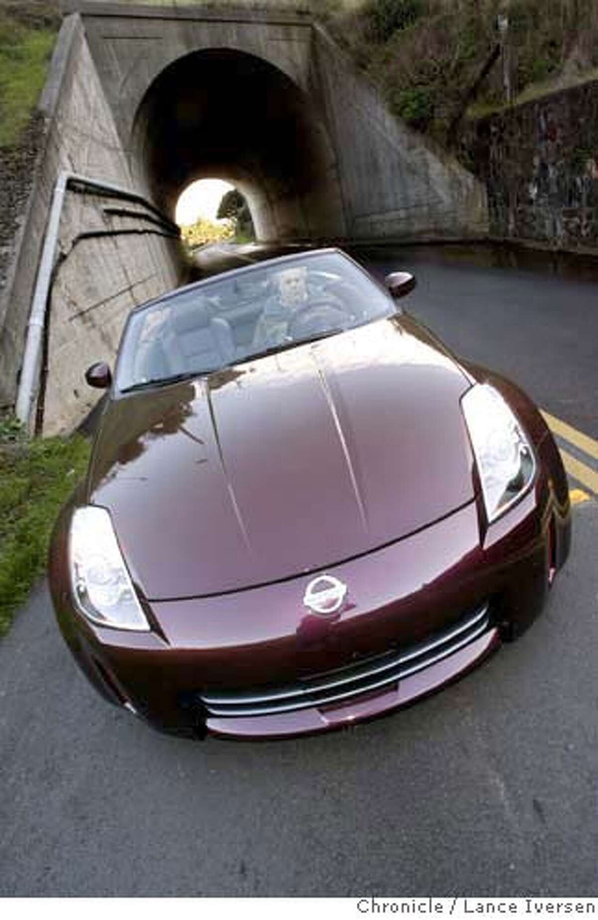 Drive Nissan's 350Z hard -- or not at all