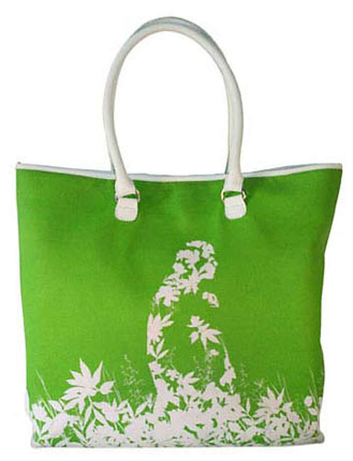 A tote bag from SUM Design.
