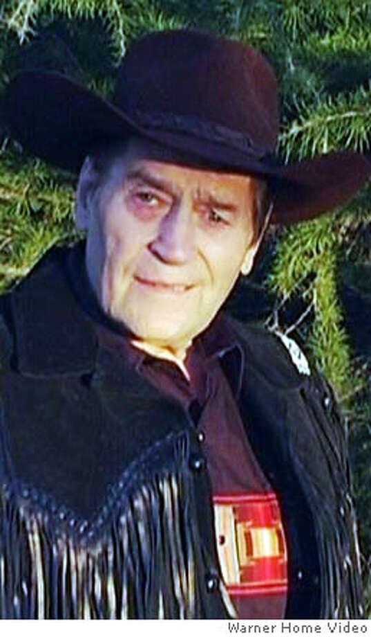 Western star Clint Walker. Photo courtesy of Warner Home Video