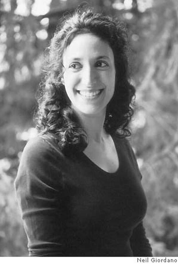 "Rachel Kadish, author of ""Tolstoy Lied: A Love Story""  FOR USE WITH BOOK REVIEW ONLY Photo: Neil Giordano"
