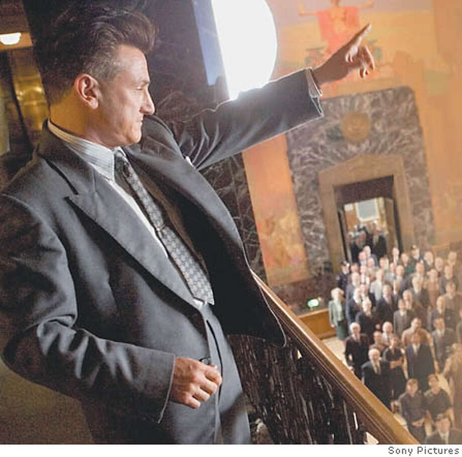 """Sean Penn plays a corrupt politician in """"All the King's Men."""" Photo courtesy of Sony Pictures"""