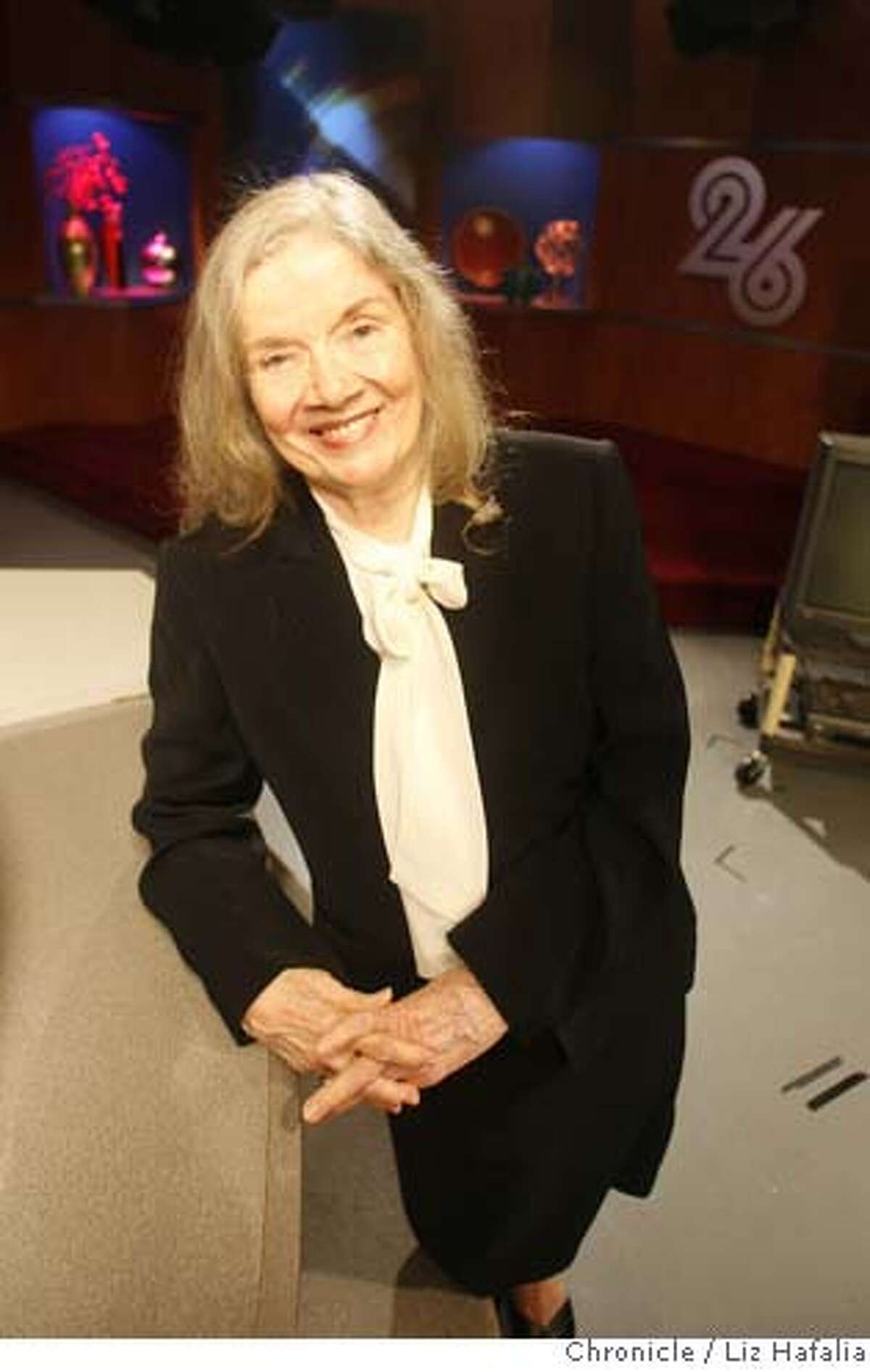 A profile about Lillian Lincoln Howell, the 85-year-old founder of KTSF, an independent, television station providing news, information and entertainment programming in 12 different languages and is the only station in the United States broadcasting nightly, live news programming in both Cantonese and Mandarin. Liz Hafalia/The Chronicle Ran on: 09-02-2006 Lillian Lincoln Howell, 85, started KTSF in the 1970s to serve the Asian American community, then small.