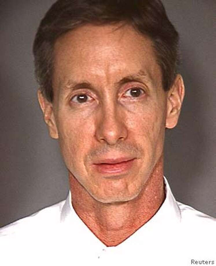 This booking mugshot, provided by the Las Vegas Metropolitan Police Department shows Warren Steed Jeffs in Las Vegas, Nevada August 28, 2006. Jeffs, the fugitive leader of a polygamist Mormon sect and one of the FBI's 10 most wanted, was arrested August 28, 2006 in a traffic stop outside Las Vegas, the Nevada Highway Patrol said on Tuesday. REUTERS/Handout (UNITED STATES) 0 Photo: HO