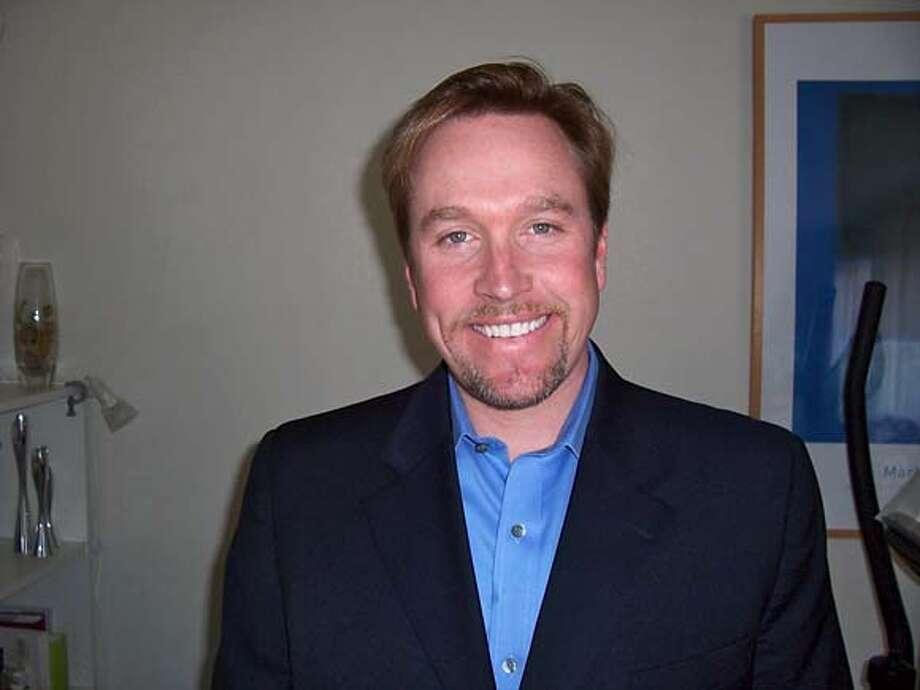 Aaron Barnes  VP of sales  Friendster Photo: Friendster