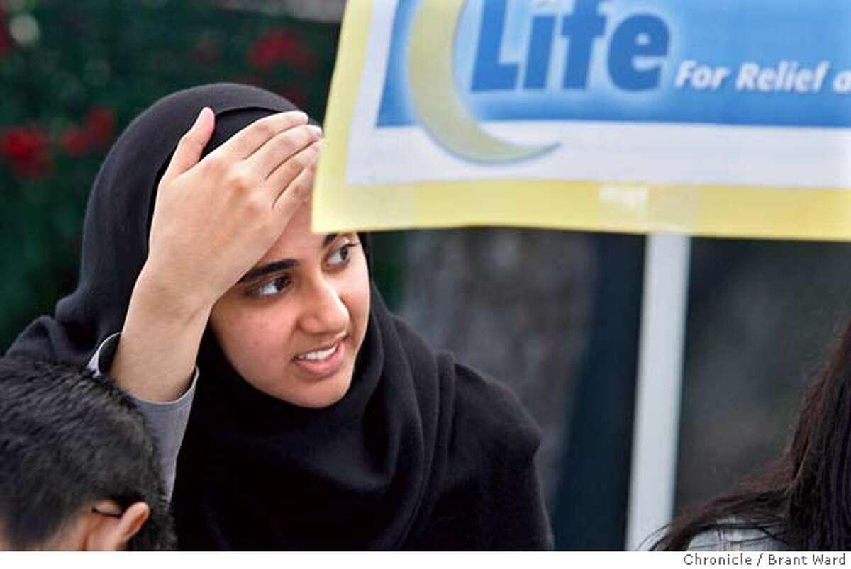 muslimunity155.jpg Nuzhat Shaikh worked at the