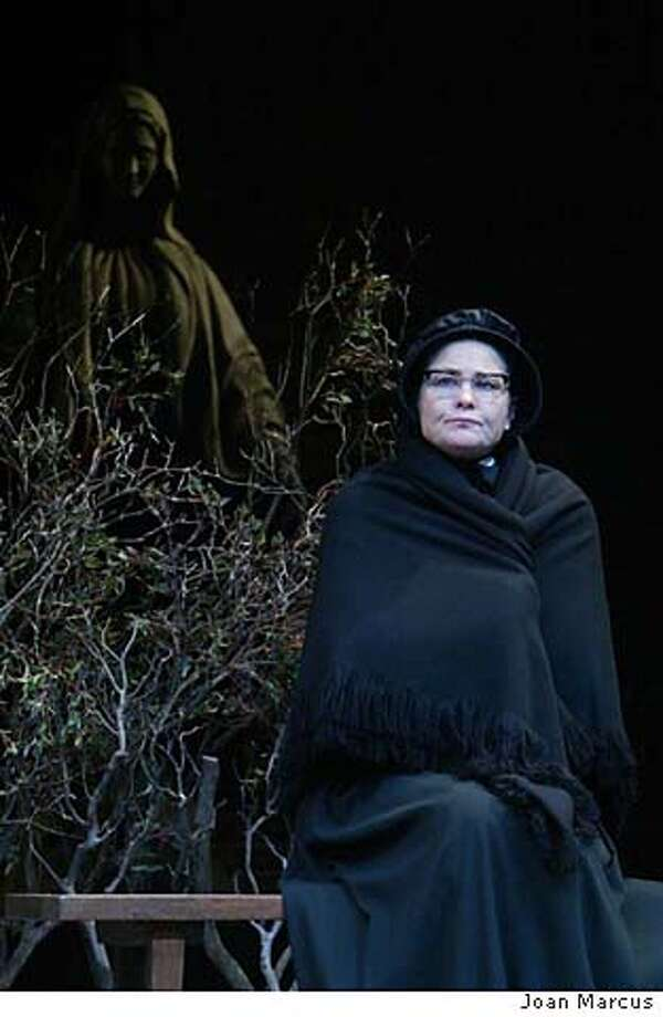 Cherry Jones from the Original Broadway production of DOUBT  Photo Credit: Joan Marcus Photo: Joan Marcus