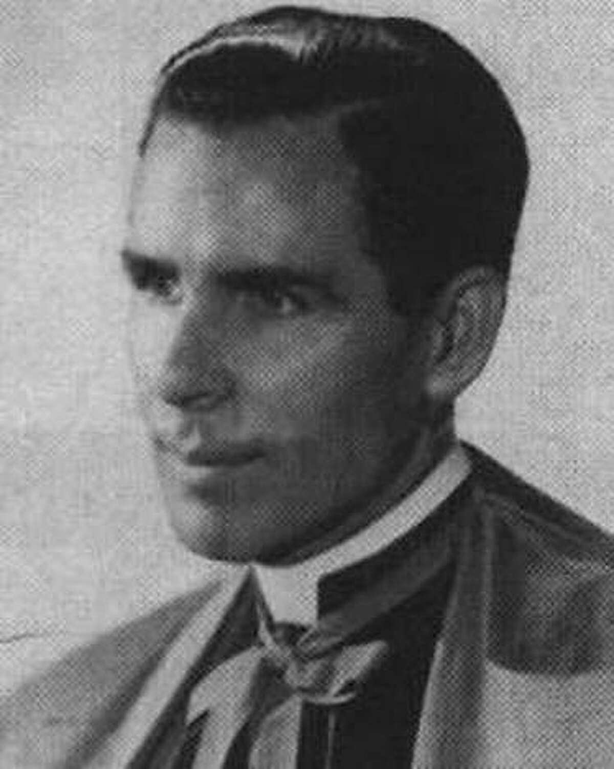 Rev. Fulton Sheen thought faith should be informed. Photo courtesy of Members.aol.com