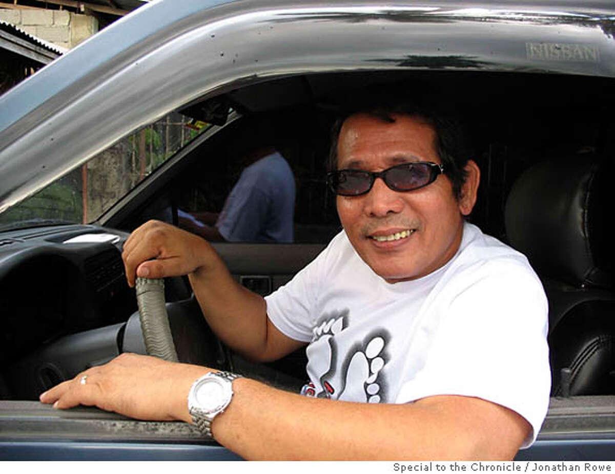 Enrico Roa Elumba, mayor of La Castellana, Philippines.