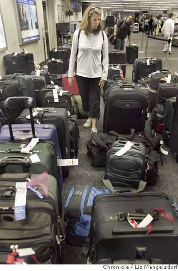 PLENTY OF BAGGAGE / WILL FLIERS CARRY ON? Tougher luggage rules ...