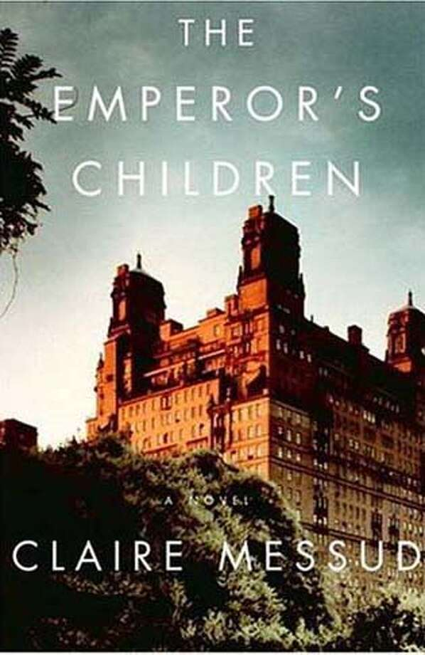 """Book cover art for, """"The Emperor's Children"""" by Clare Messud. Photo: Handout"""