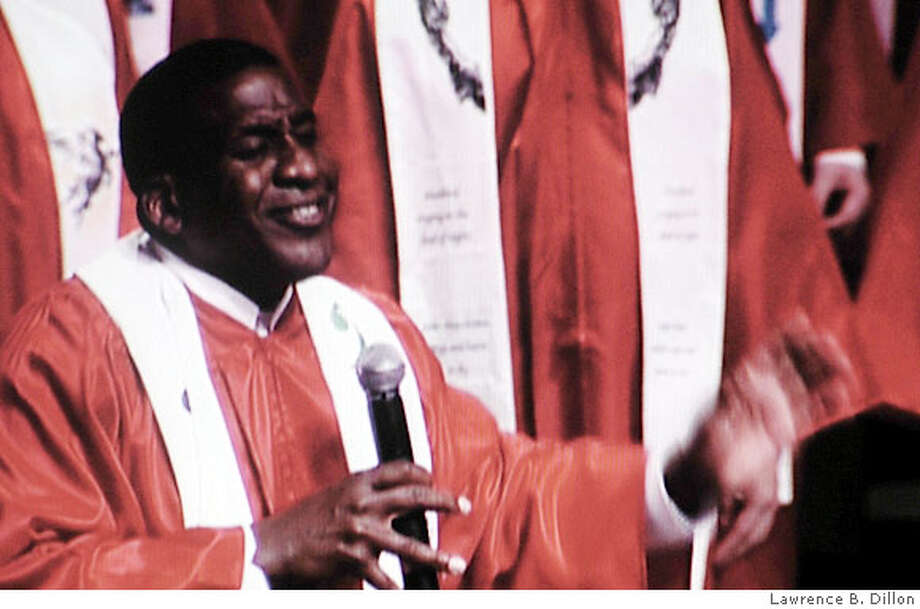 "Cecil Johnson from San Francisco Gay Men's Chorus. Credit: Movie still from ""Why We Sing"" Photo: Movie Still From ""Why We Sing"""