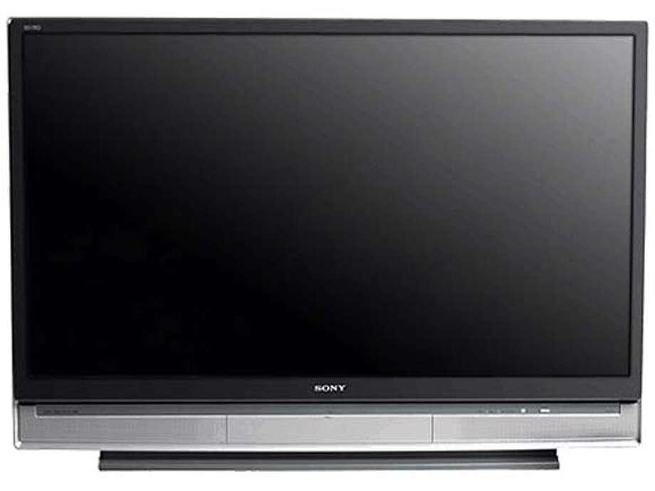 Brand-new 1080p HDTVs - Sony KDS 60A2000 Photo: CNET