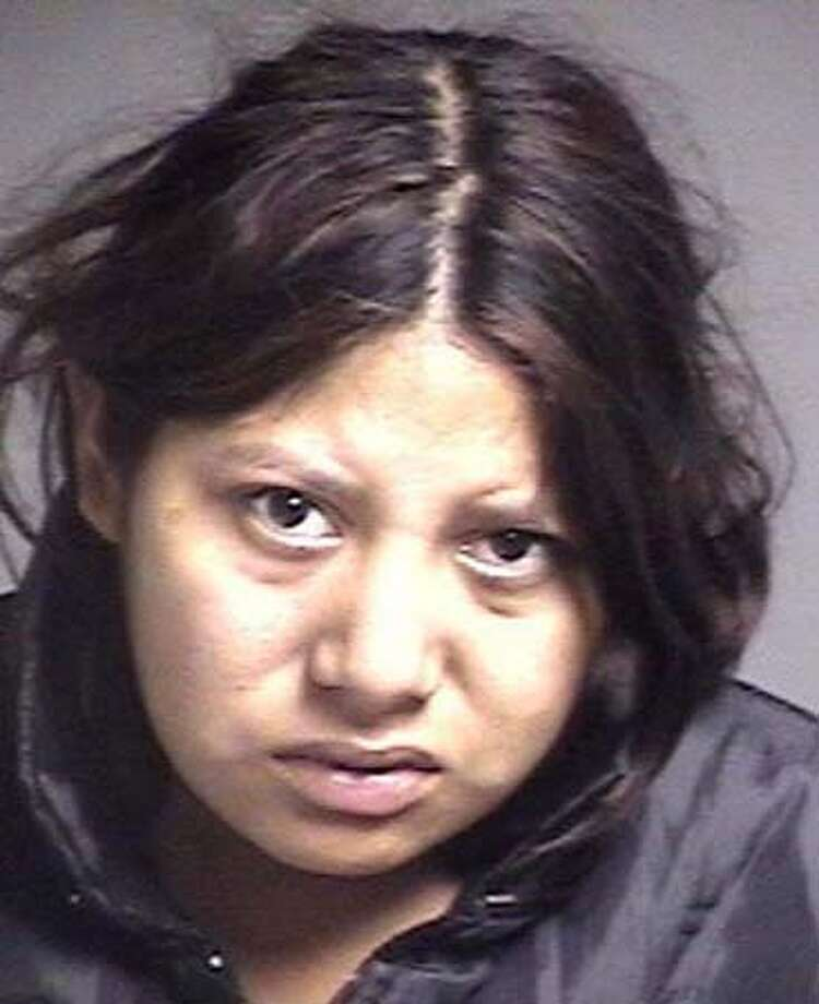 Carmen Gil, 18, has been arrested in Livermore for the death of her newborn baby. Handout photo August 19, 2006, Courtesy Livermore Police Dept. Photo: Courtesy Livermore Police Dept.