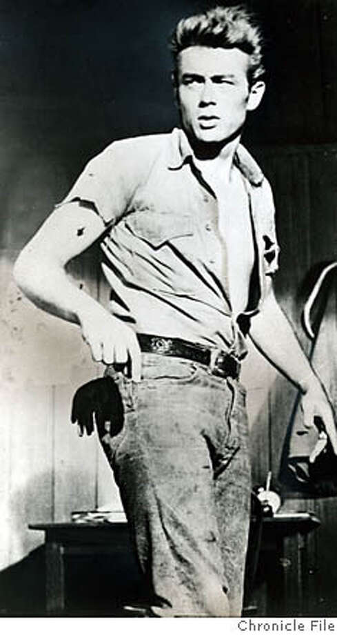 """James Dean in """"Rebel Without a Cause"""" Photo: No Byline"""