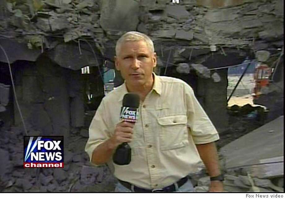 Steve Centanni Photo: Fox News Video