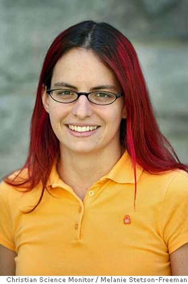 Jill Carroll Photo: MELANIE STETSON-FREEMAN