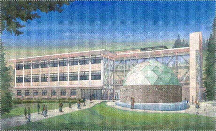 College of San Mateo. Photo: Handout