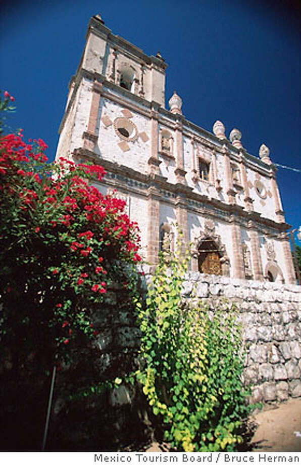 mexico mission san ignacio baja Photo: Bruce Herman