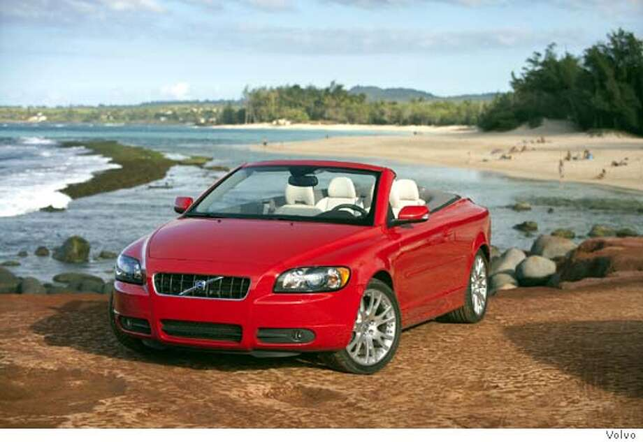 Convertible: 2006-'11 Volvo C70 Source: Edmunds