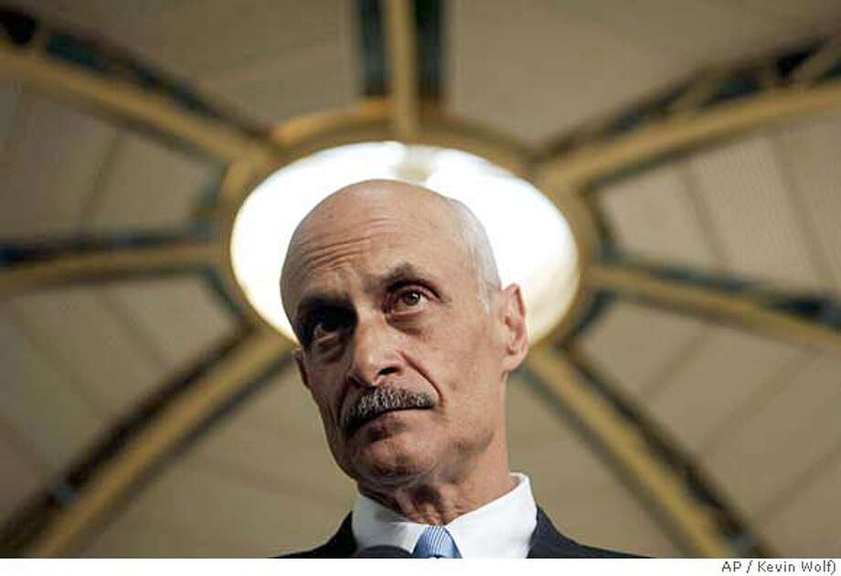 Michael Chertoff Photo: KEVIN WOLF
