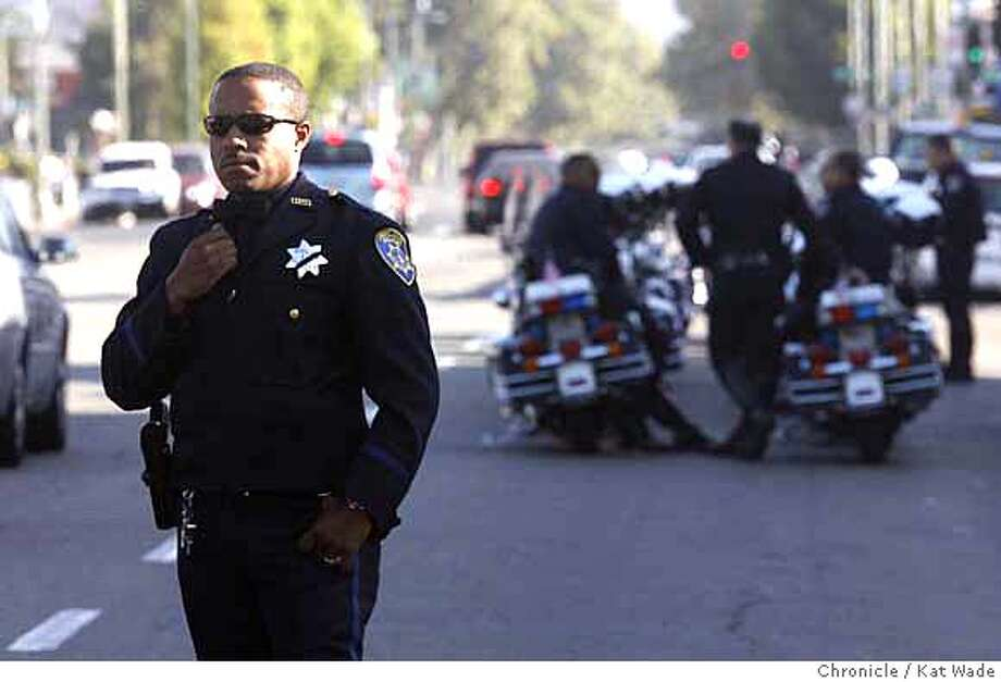 Concord family friends and police pay tribute to chp officer sfgate - Police officer in california ...