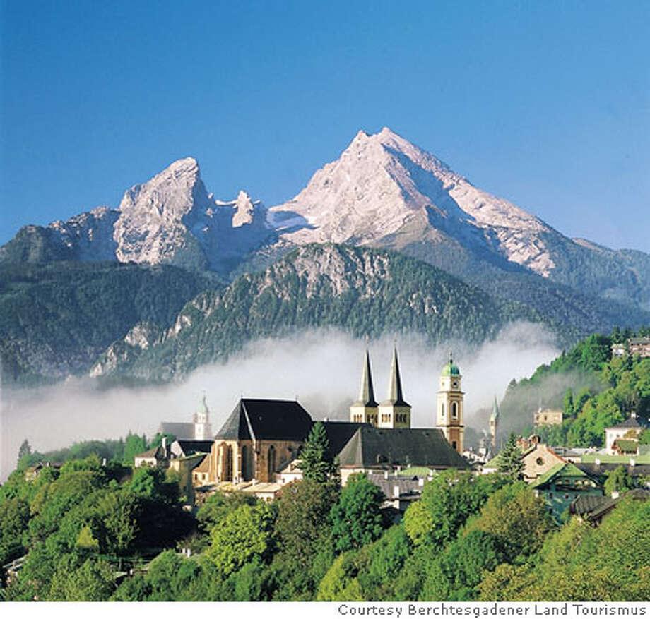 needs caption travel germany berchtesgaden Bavaria Photo: Sfc