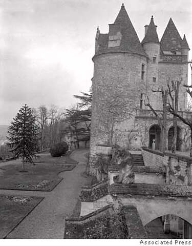 Castle that housed Josephine Baker's fairy-tale dreams now