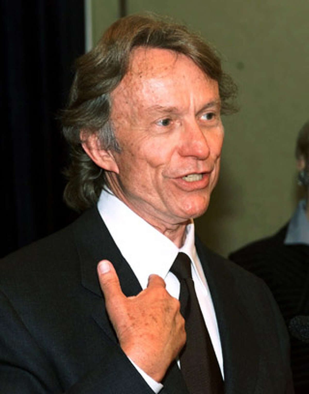 Sam Wyly is one of the billionaires cited in the Senate report on high-level tax schemes.