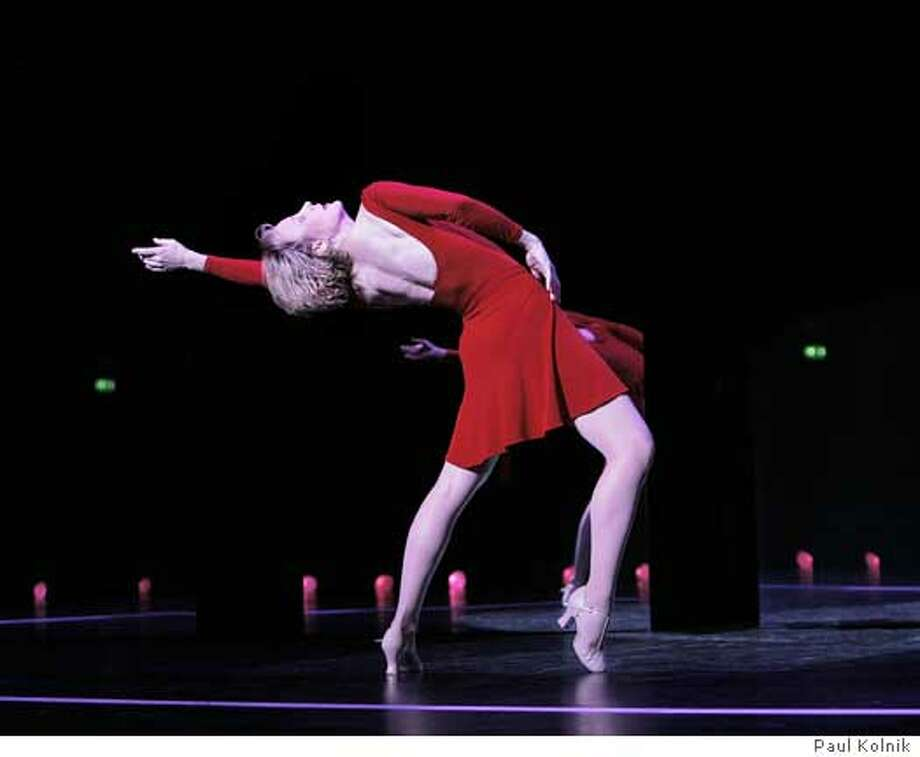 Charlotte D'Amboise photo: Paul Kolnik Ran on: 07-31-2006  Charlotte d'Amboise plays Cassie in the rebirth of &quo;A Chorus Line,&quo; which occupies a lofty spot in theater lore. The Broadway musical ran from 1975 to 1990.  Ran on: 07-31-2006 Ran on: 07-31-2006 Ran on: 07-31-2006 Photo: Paul Kolnik