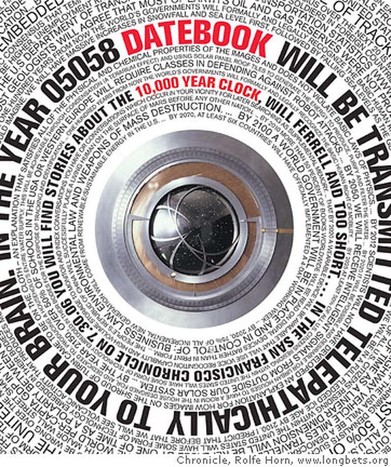 Datebook Cover