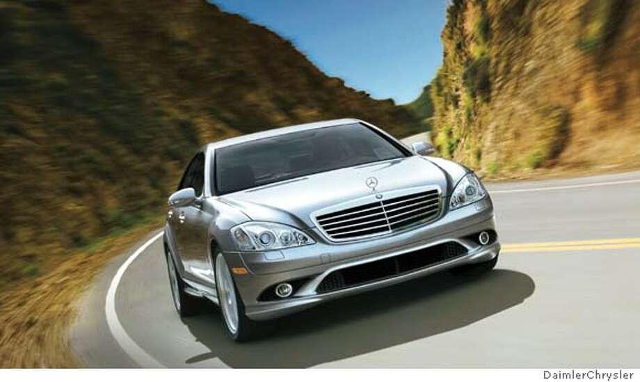 - Photo: Courtesy Of DaimlerChrysler