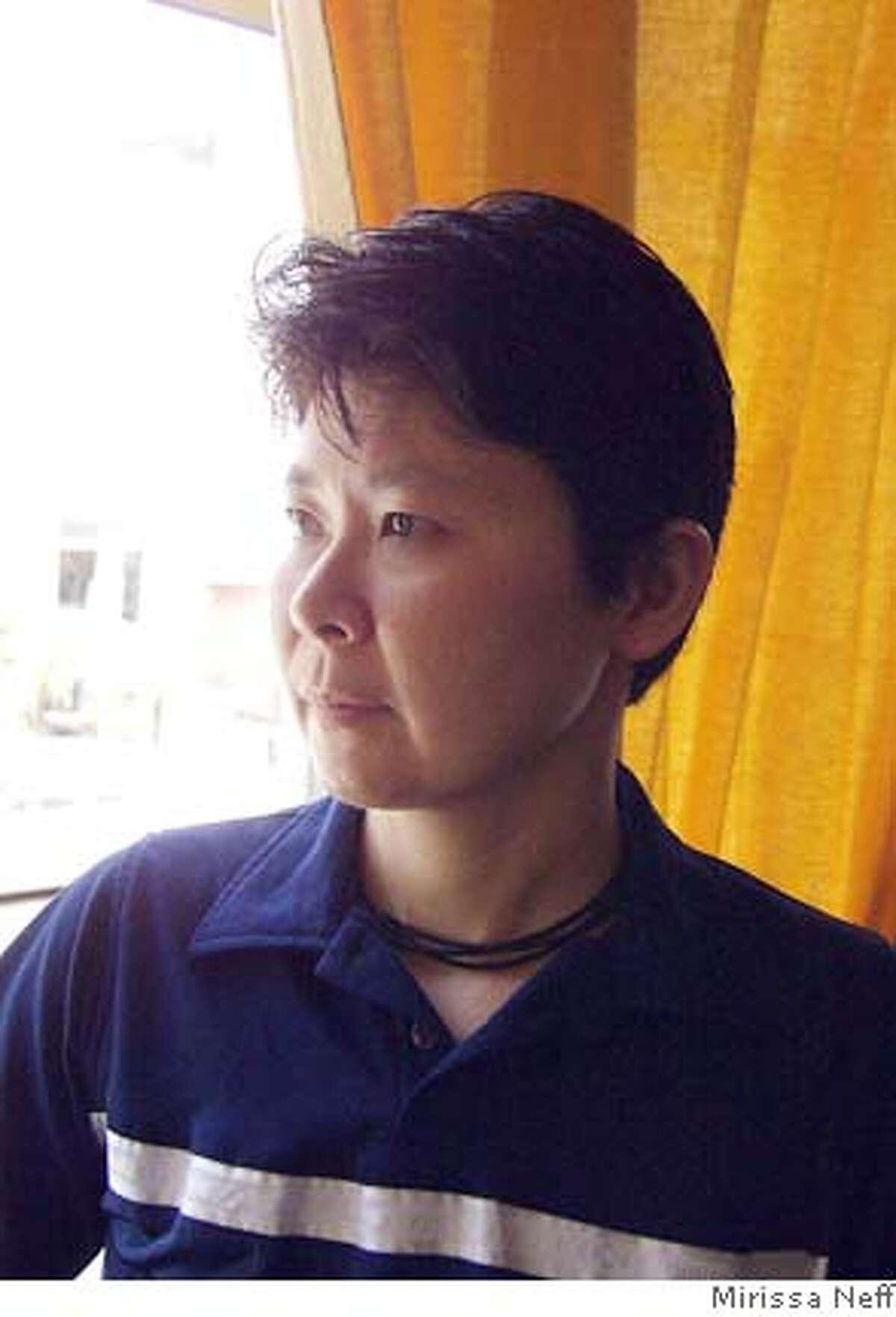 Photo of filmmaker Mirissa Neff. Credit: Mirissa Neff