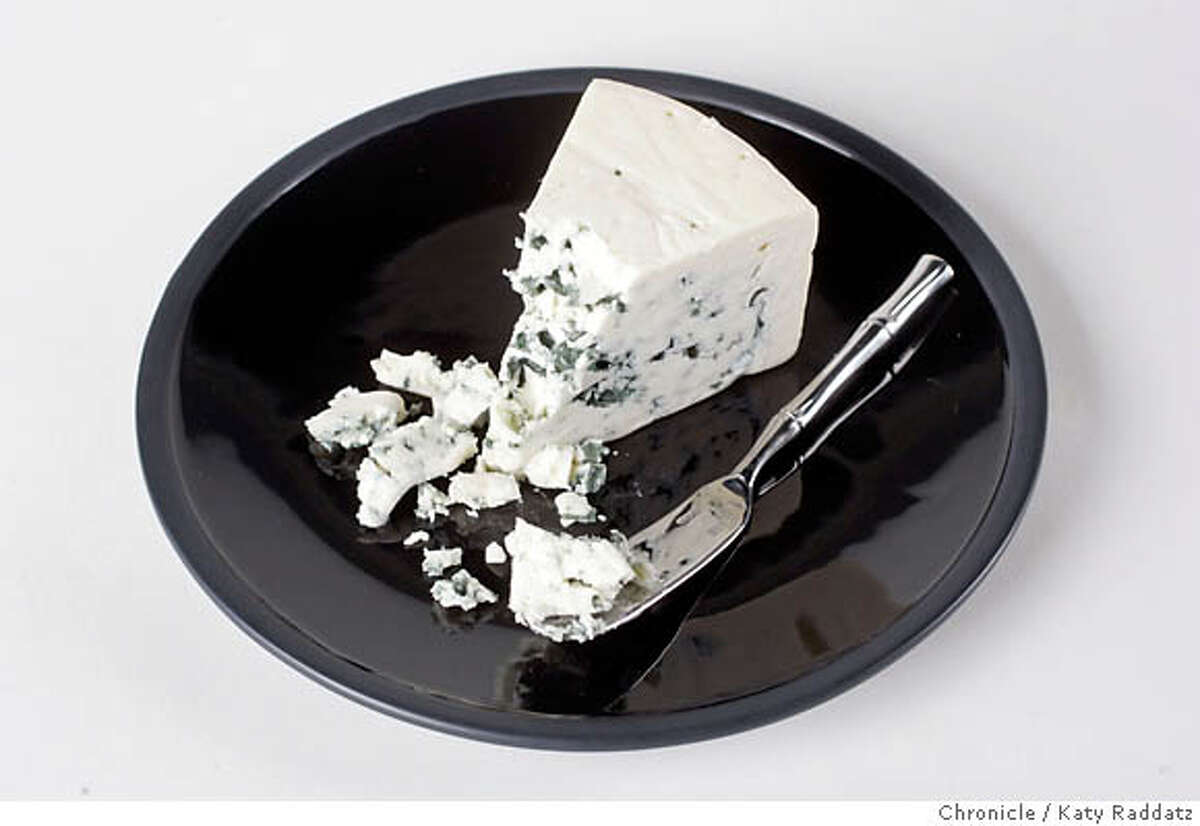CHEESE13_009 Buttermilk Blue cheese, for the Cheese Course Column. Photo by Katy Raddatz Mandatory credit for photographer and the San Francisco Chronicle/ -Mags out