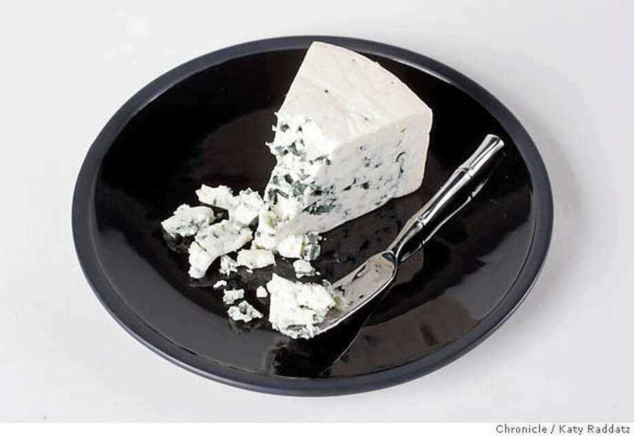 CHEESE13_009  Buttermilk Blue cheese, for the Cheese Course Column.  Photo by Katy Raddatz Mandatory credit for photographer and the San Francisco Chronicle/ -Mags out Photo: Katy Raddatz