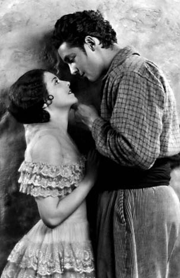 "Janet Gaynor and Charles Farrell in ""Seventh Heaven"" (1927), directed by Frank Borzage  Photo credit: Courtesy of Photofest Photo: Courtesy Of Photofest"