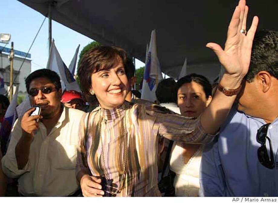MERCADO Photo: MARIO ARMAS